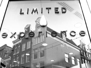 Limited experience