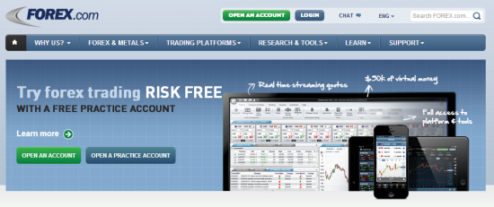 Becoming a broker like Forex.com would be quite a task