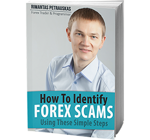 eBook Identify Forex Scams