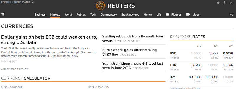 http://www.reuters.com/finance/currencies