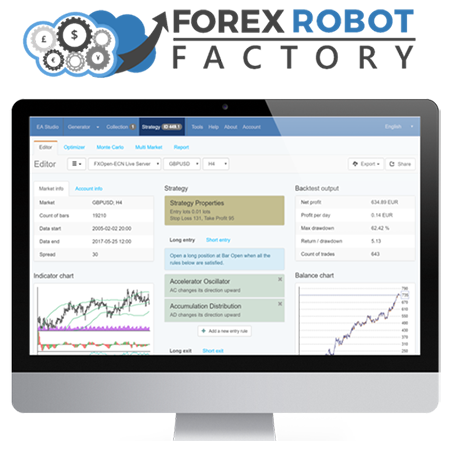 Forex robot factory shared account
