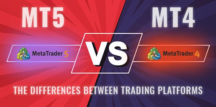 Mt4 Vs Mt5 The Differences Between Trading Platforms